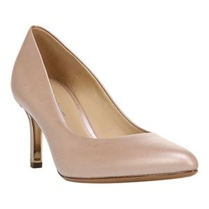 Naturalizer Natalie Pumps - Latte